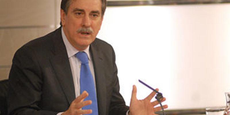 Conferencia D. Valeriano Gómez, Ex ministro de Trabajo