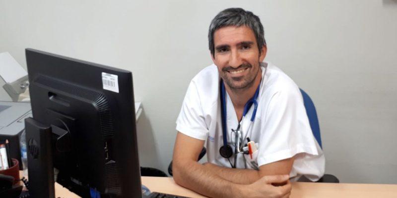 Un médico del Hospital de La Ribera, elegido Mejor Residente de Medicina Familiar de la Comunidad Valenciana