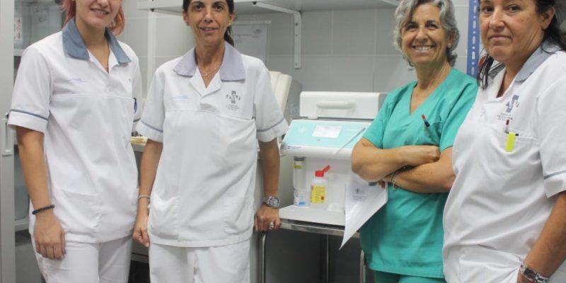 El Hospital de La Ribera incorpora la biopsia rápida para cáncer de mama, una técnica que permite obtener el resultado en 30 minutos
