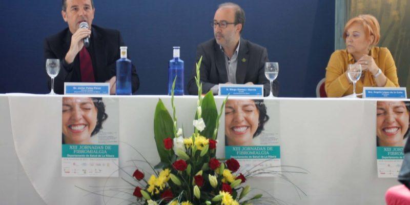 Más de 150 personas se dan cita en Alzira para hablar de Fibromialgia