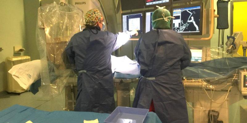 El Hospital de La Ribera incorpora la más avanzada técnica contra las hemorroides que permite la recuperación del paciente en 24 horas